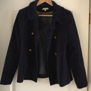 Emerson Fry (Emerson Made) Velvet jacket